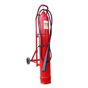 Углекислотный огнетушитель ОУ-25