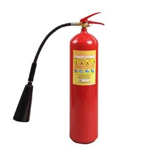 Углекислотный огнетушитель ОУ-5